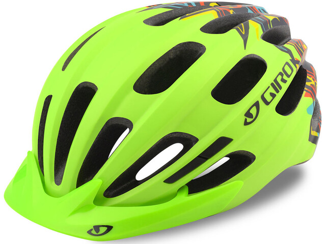 Giro Hale MIPS Helmet Youth Matte Lime